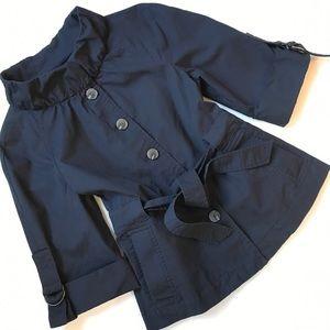 Ann Taylor Loft 3/4 Sleeve Blazer Jacket